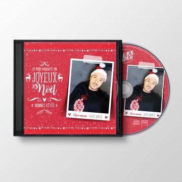 Aleks chante Noël - Album CD