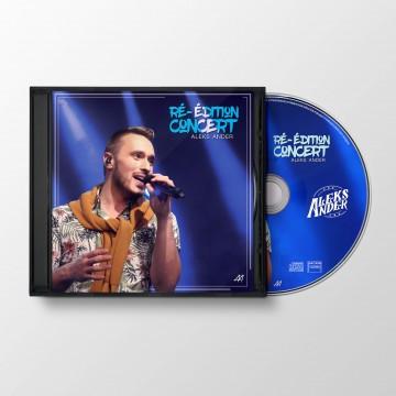 Exclus concert - Album CD