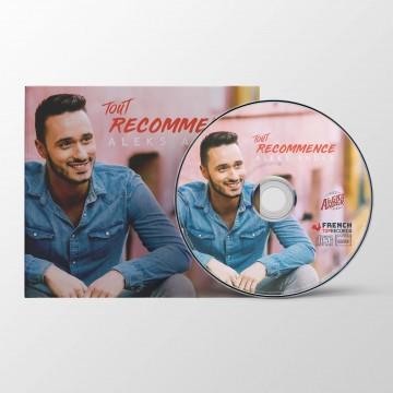 Tout recommence - Album CD