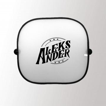 "2 Pare-soleil ""Aleks Ander"""
