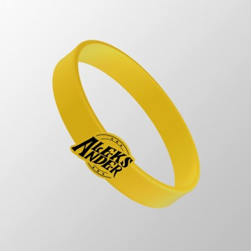 "Bracelet silicone ""Aleks..."