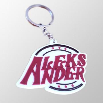 """Porte clé """"Aleks Ander"""""""