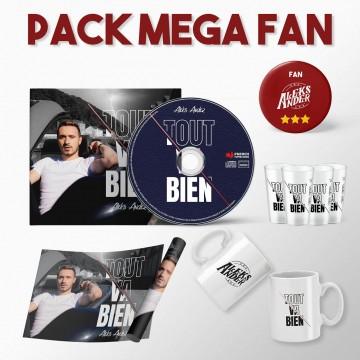 Pack MEGA FAN - Tout va bien
